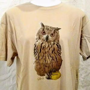 🦉Nixta the Owl Tee